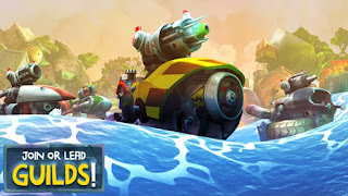 Battle Bay Mod Apk Terbaru Latest Hack