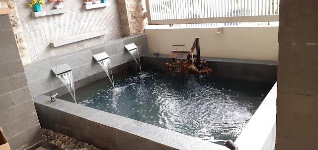 Tukang kolam minimalis tuban