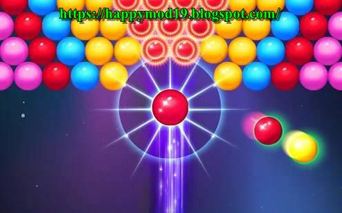 Hey whatsup guys are yous looking hither as well as in that place for downloading  Aura Bubbles MOD APK Latest Version For Android Free