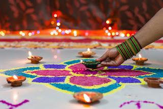 Indian Festivals-Diwali
