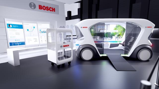 """CES 2020: Bosch apresenta tecnologia inteligente que é """"Invented for life"""""""
