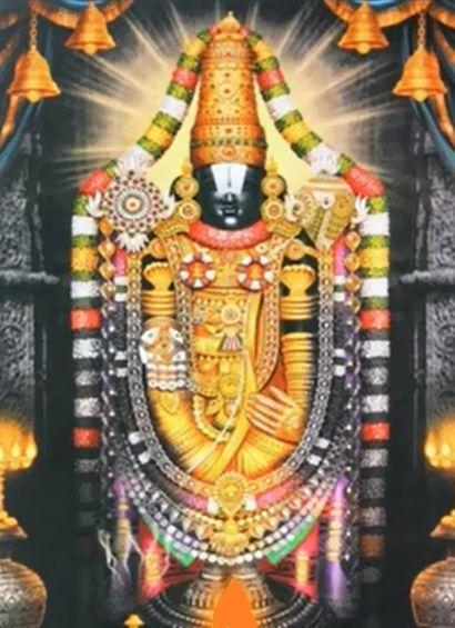 Lord Tirupati Venkateswara- the Sacred Field for Hindus
