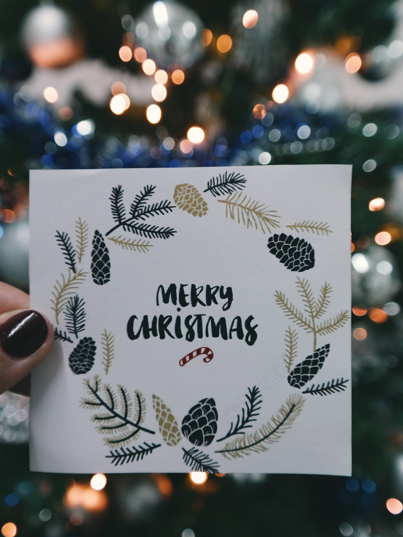 Short Christmas sayings For Christmas Cards
