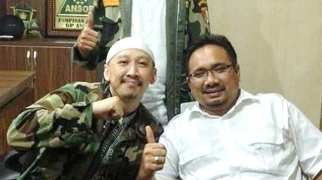 Abu Janda Sering Catut Nama NU dan Banser, Netizen Nahdliyin Geram