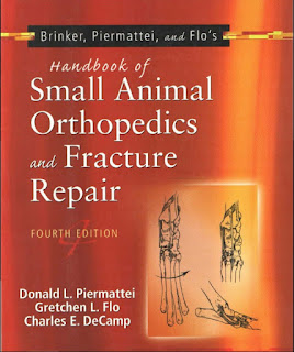 Brinker, Piermattei and Flo's Handbook of Small Animal Orthopedics and Fracture Repair 4th Edition