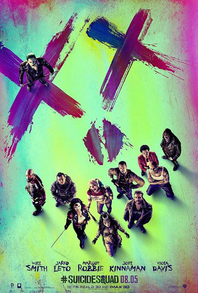 ตัวอย่างหนังใหม่ : Suicide Squad (ทีมพลีชีพ มหาวายร้าย) ตัวอย่างที่ 2 ซับไทย poster4