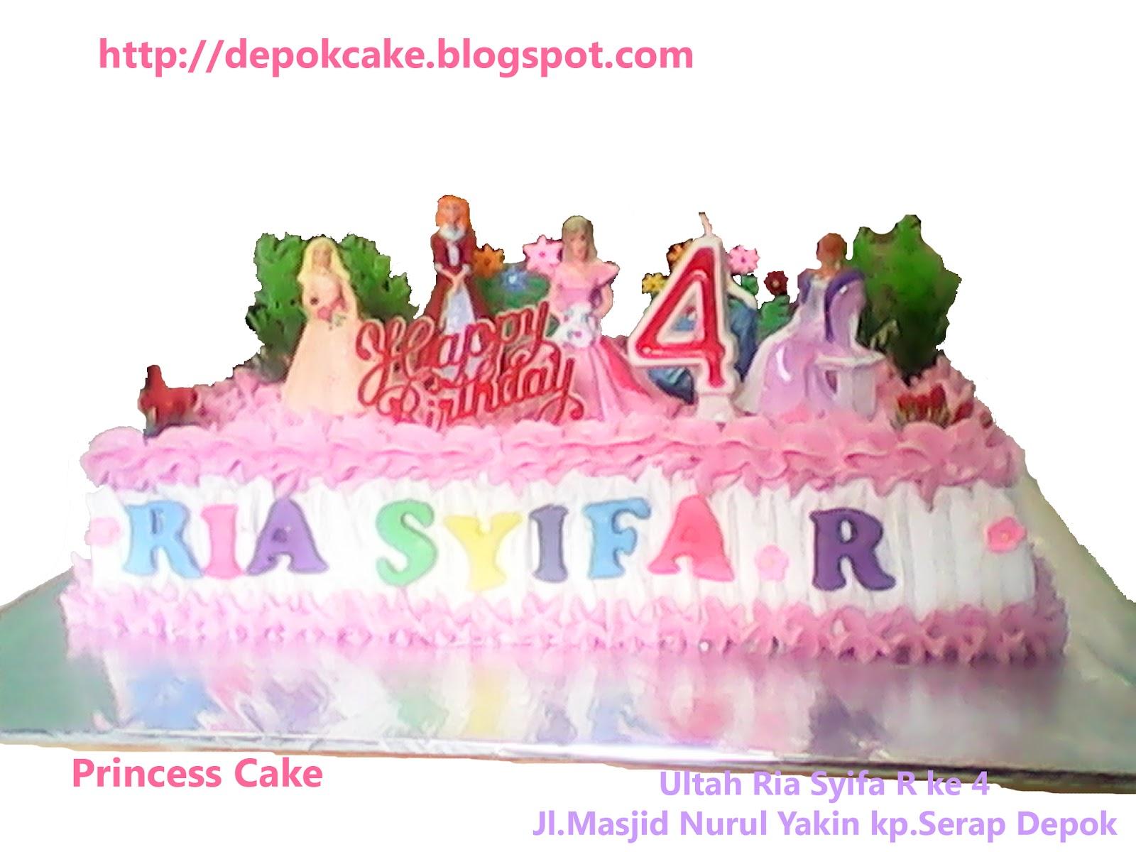 Depok Cake Kue Ulang Tahun Anak