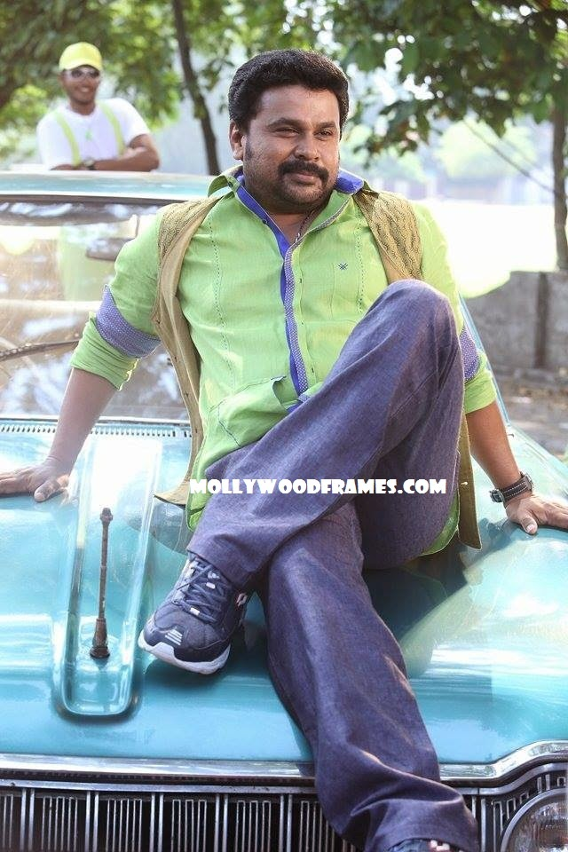 Dileep in the movie 'Avatharam'