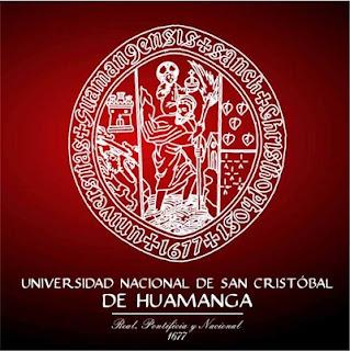 RESULTADOS Examen de Admisión Ordinario UNSCH 2018-I 26 Noviembre 2017