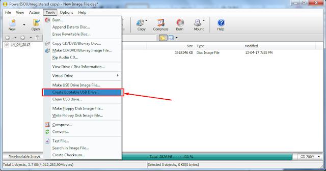 windows 7 bootable usb