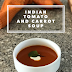 Indian Style Carrot and Tomato Soup #SoupSwappers