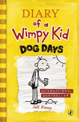 Dog Days: Diary Of A Wimpy Kid 4