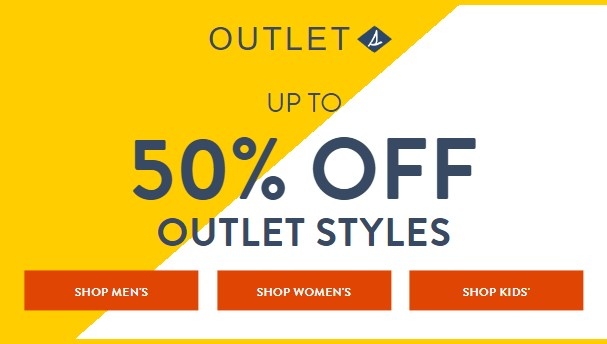 Extra 40% Off Sperry Outlet Styles w/ Code