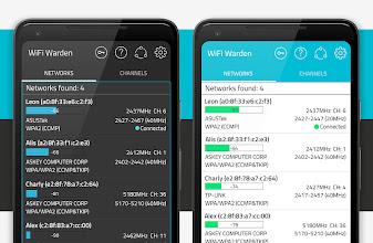 تطبيق WiFi Warden للأندرويد, تطبيق WiFi Warden مدفوع للأندرويد,WiFi Warden apk