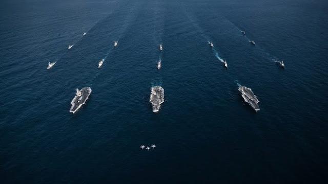 Mỹ - Trung Quốc : chính thức đối đầu với dự luật quốc phòng mới