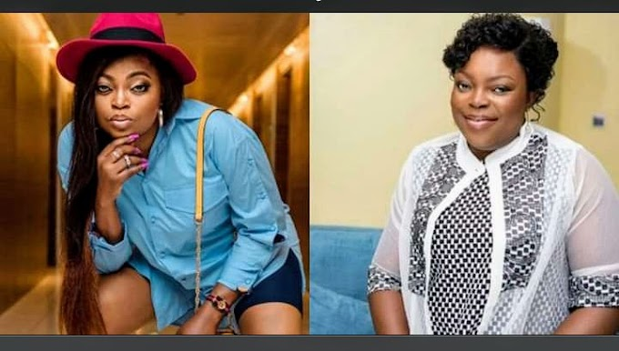 Nollywood Actress Funke Akindele Celebrates Her Elder Sister's Birthday As She Turn A Year Older Today