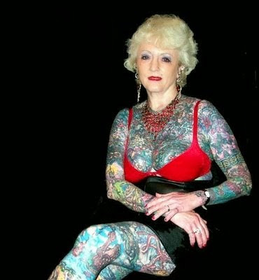 258538a01 Big Bammy's Blog: #BBB NEWS| Isobel Varley: World's Most Tattooed ...