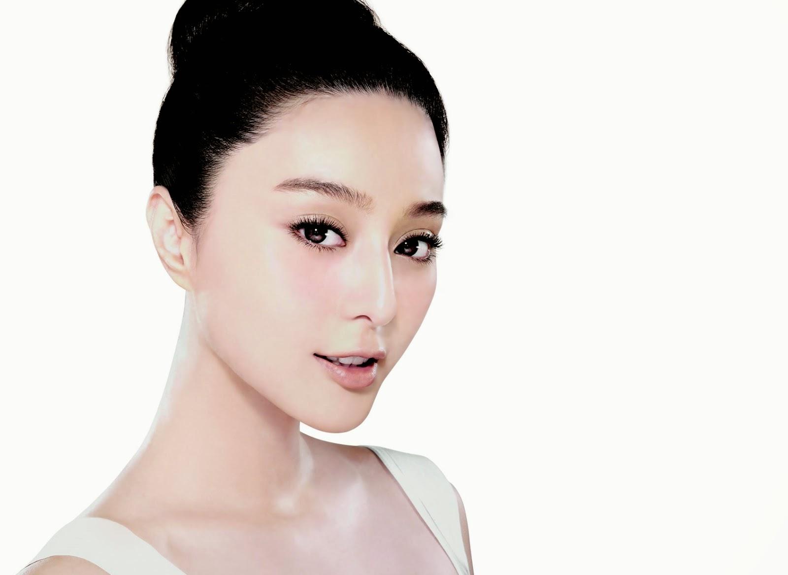 korean face