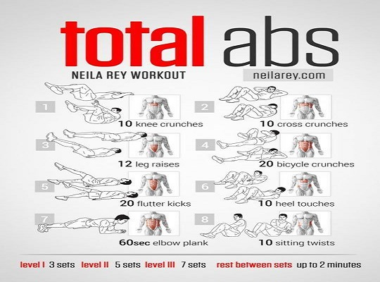 How to Find the Right ABS Workout Program ?bodybuilding110