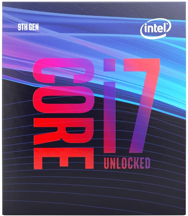 CPU INTEL Core I7 ▷ 9700K