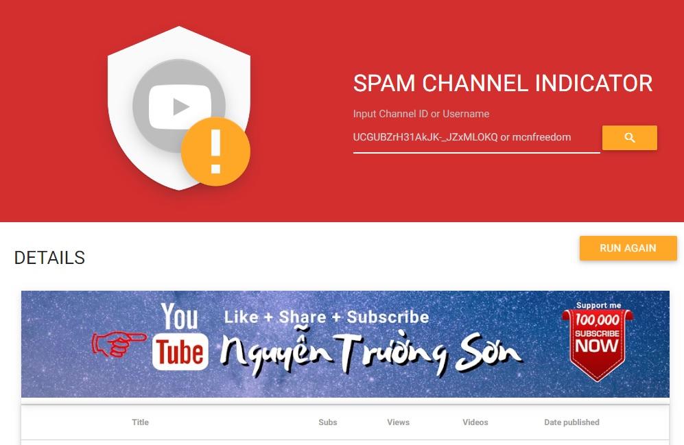 Spam Kênh Youtube là gì? Cách kiểm tra tỉ lệ Spam kênh Youtube