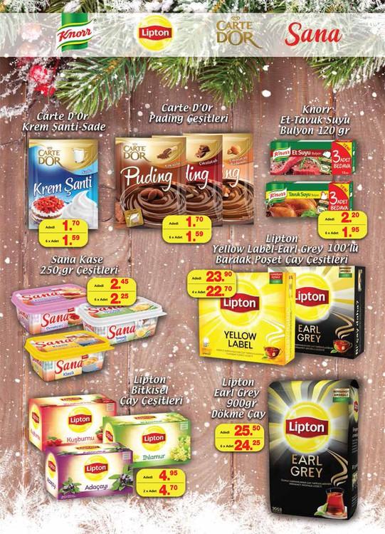 Lipton çay ve ürünler