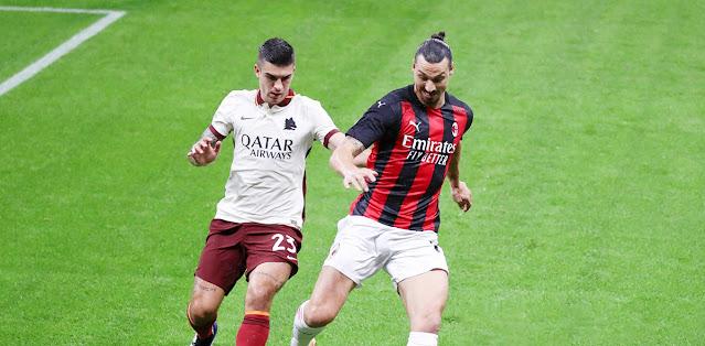Milan vs Roma – Highlights