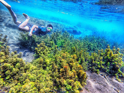 Wisata Sumber Sirah Malang - Jawa Timur