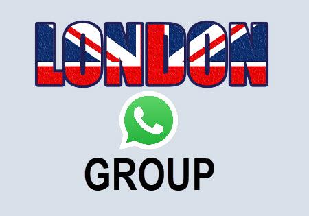 London UK WhatsApp Group Link