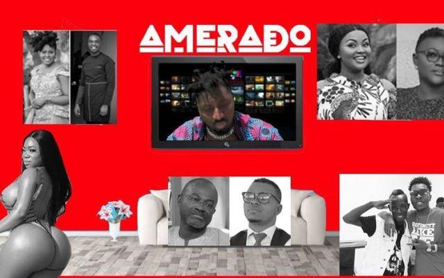 Amerado – Yeete Nsem Ep1