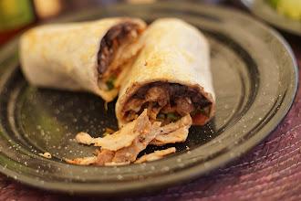 ¿Los burritos son de origen mexicano?