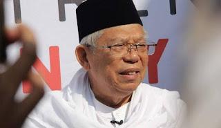 Wapres Terpilih Kiyai Ma'ruf Kunjungi Lombok Sabtu Mendatang