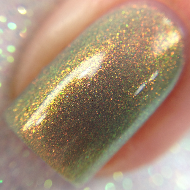 Lollipop Posse Lacquer-Wonder For Reason