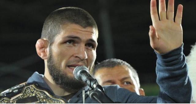 UFC boss: Khabib won't be bare of MMA title