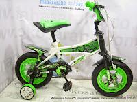 12 Inch Darson DS1586-9 Square KIds Bike