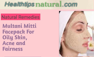 how to make multani mitti face pack