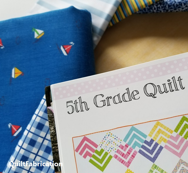 5th Grade Quilt from Precut Primer