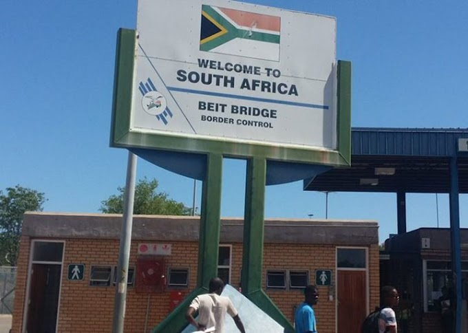 60 000 Zimbabweans Crossed Beit Bridge Border Into South Africa In A 24 Hour Period