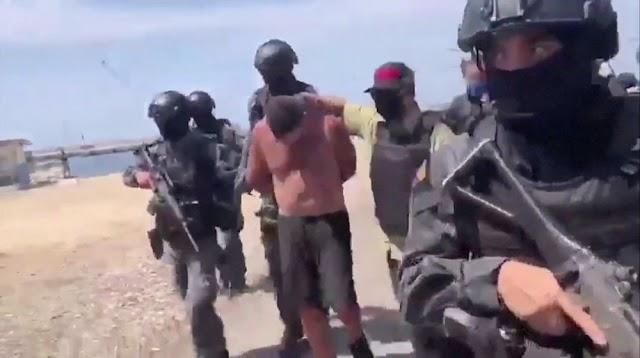 Venezuela arrests 2 US citizens linked to incursion attempt