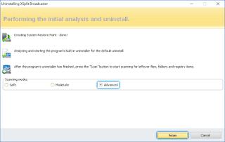 Cara Uninstall Aplikasi dengan Revo Uninstaller