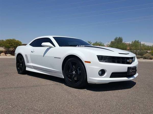 2012 Chevrolet Camaro SS For Sale