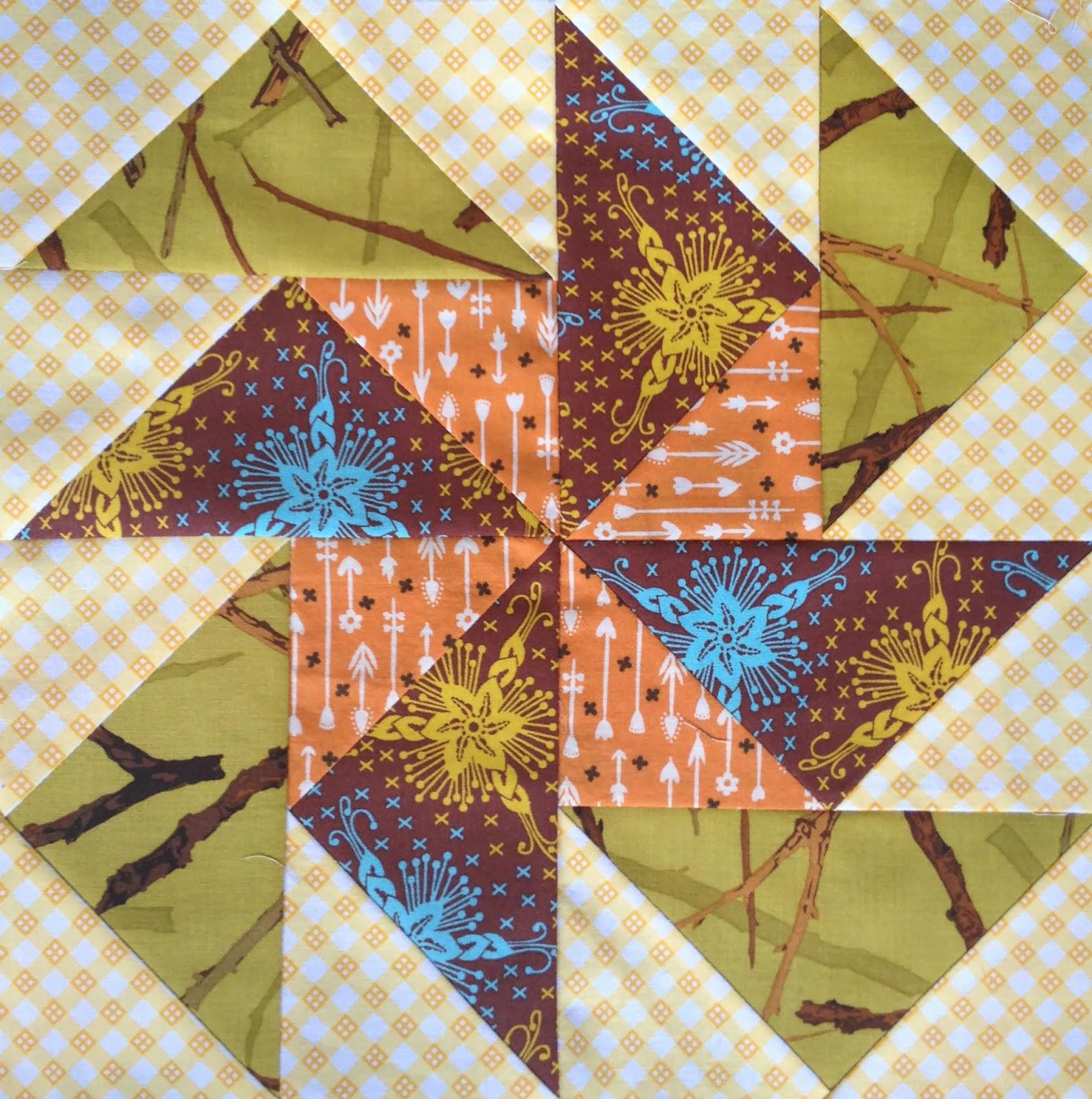 Mighty Distractible Dutchman S Puzzle Quilt Block