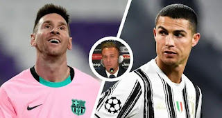Arthur shifts allegiance to Ronaldo in GOAT debate after 6 months of leaving Barca
