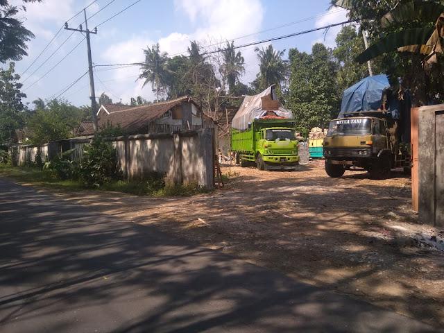 Warga Tegalwangi Tuntut Pabrik Pengolahan Kayu Ditutup