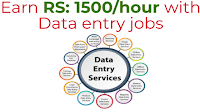 data entry jobs online from home without investment.