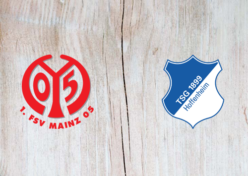 Mainz 05 vs Hoffenheim -Highlights 29 November 2020