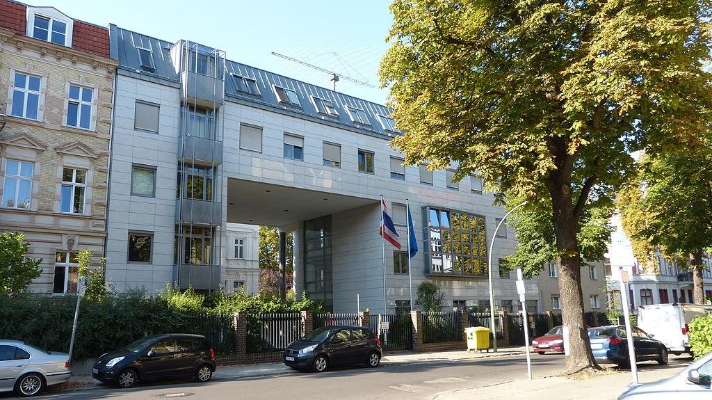 Thailändische Botschaft in Berlin