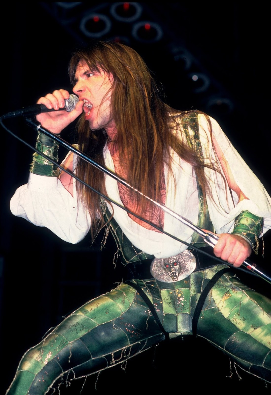 """Le Deblocnot': IRON MAIDEN """"Somewhere in Time"""" (CD 1986 ..."""