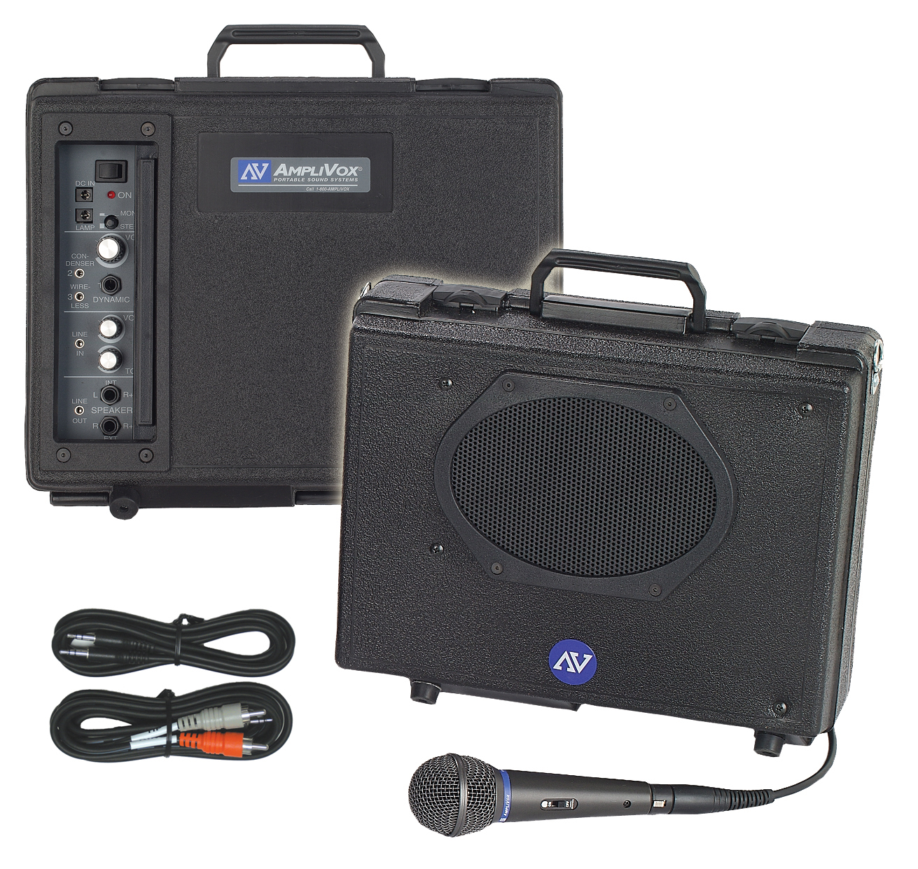 best small portable pa systems top wireless amplivox sound systems blog. Black Bedroom Furniture Sets. Home Design Ideas