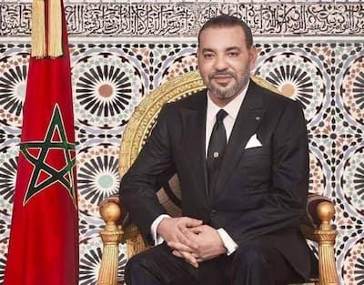 جلالة الملك يهنئ الرئيس الغاني بمناسبة احتفال بلاده بذكرى استقلالها